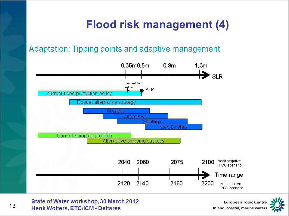 Flood risk management (4)