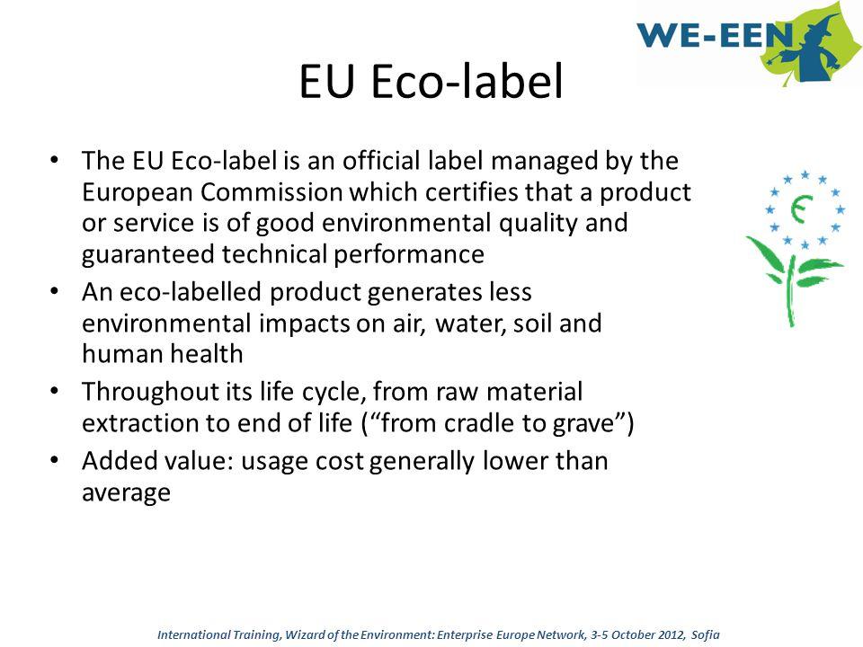 EU Eco-label