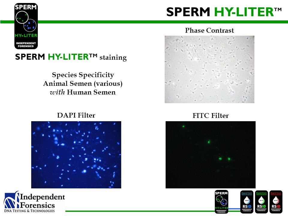 Animal Semen (various)