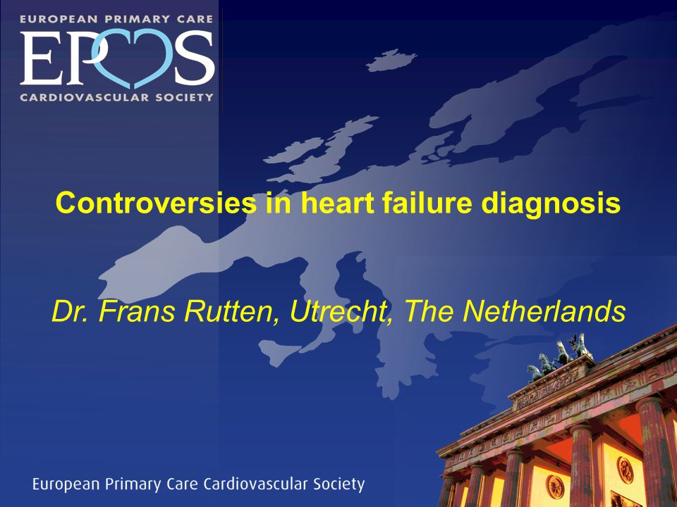 Controversies in heart failure diagnosis