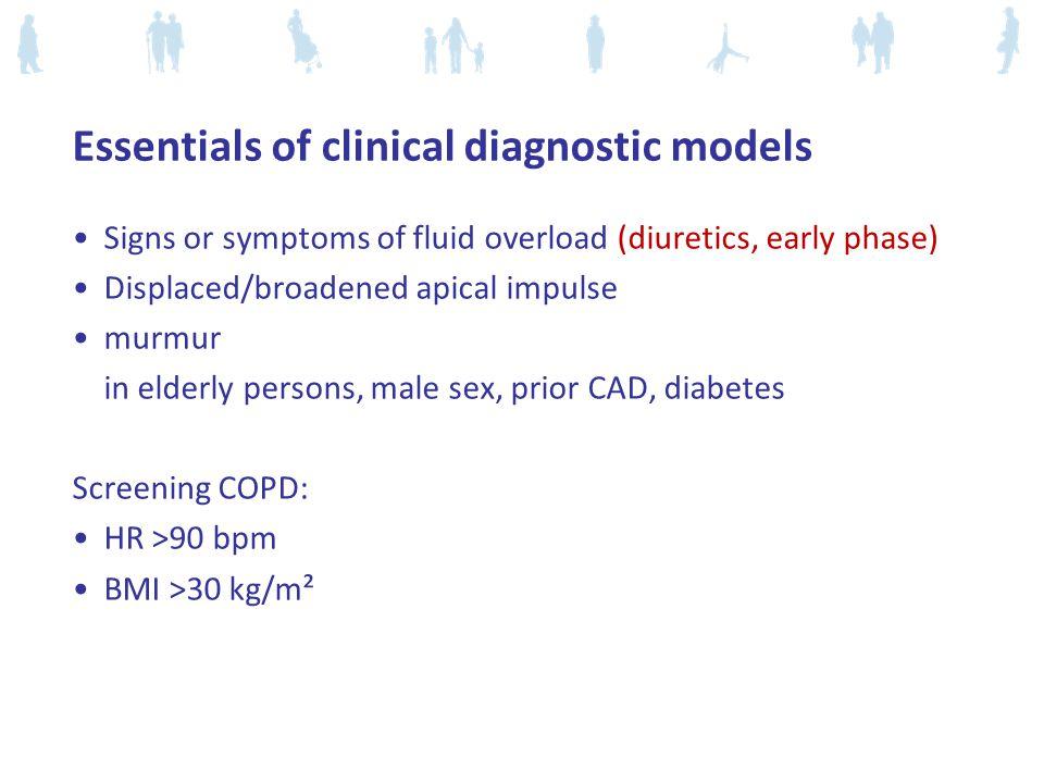 Essentials of clinical diagnostic models