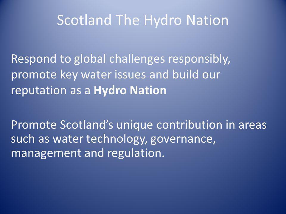Scotland The Hydro Nation