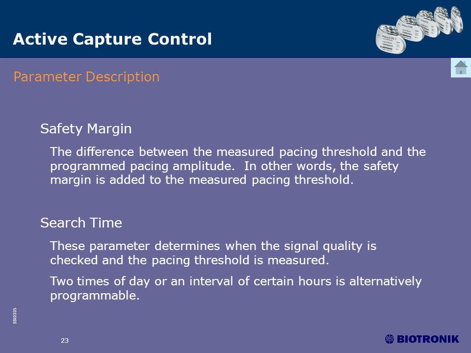 Active Capture Control