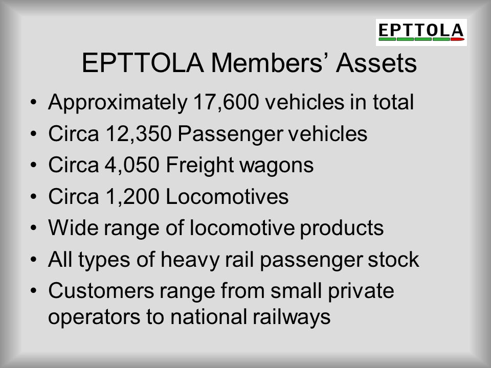 EPTTOLA Members' Assets