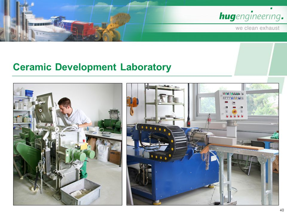 Ceramic Development Laboratory