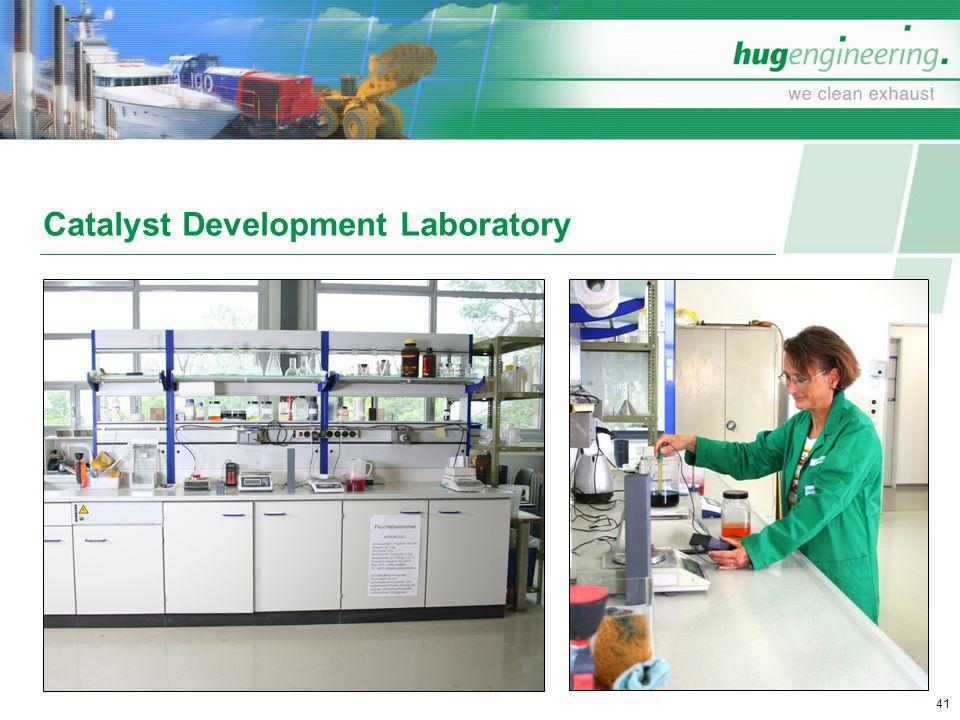 Catalyst Development Laboratory
