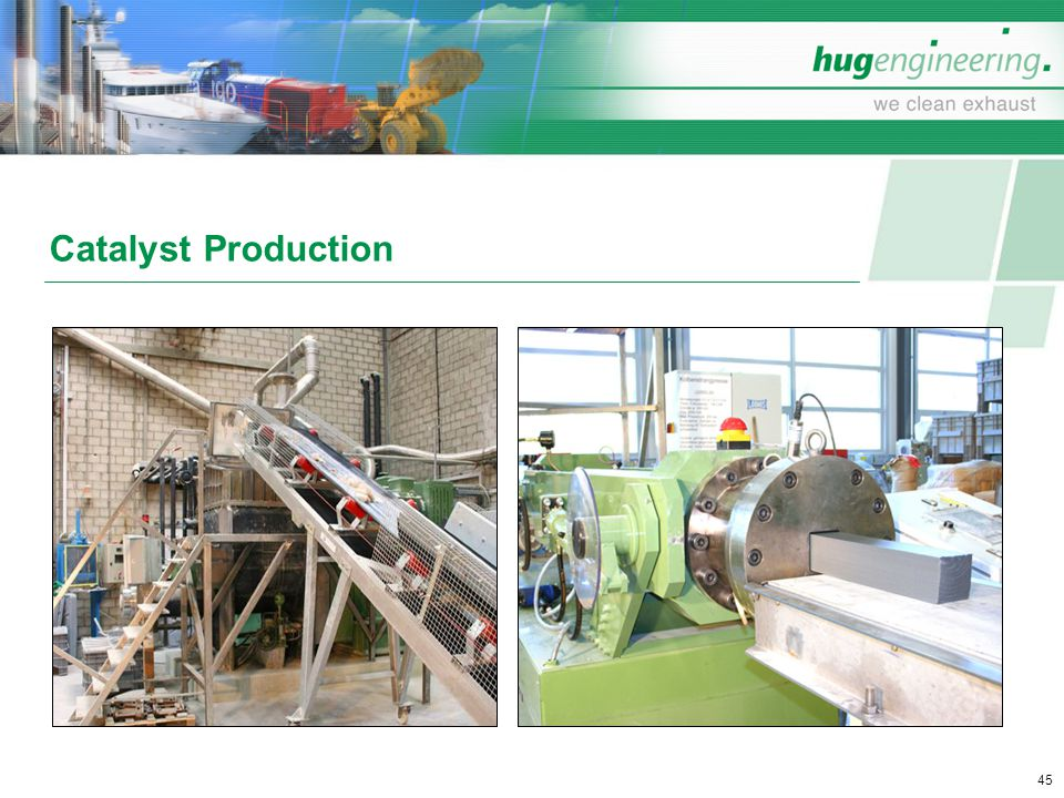 Catalyst Production