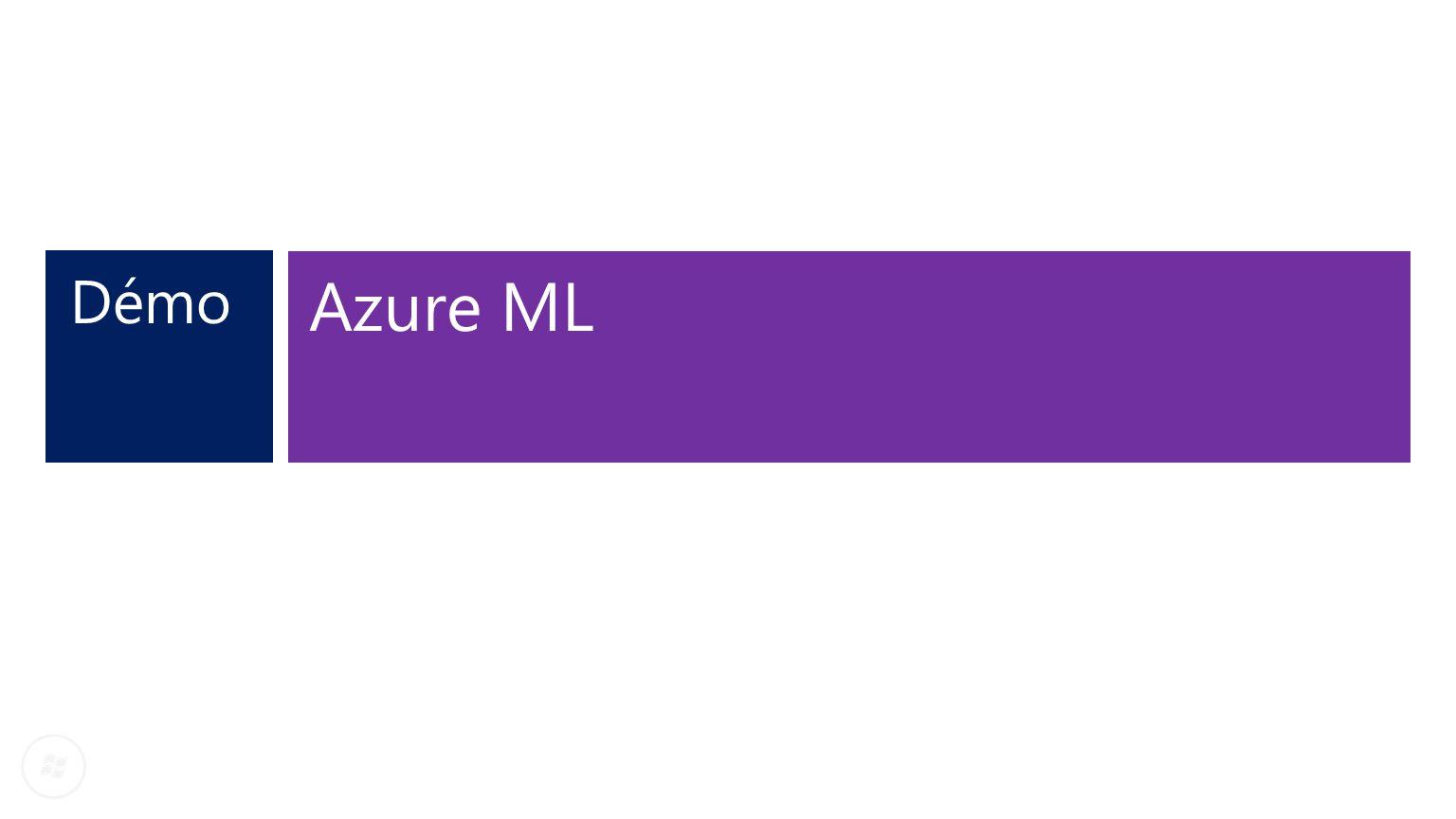 Microsoft Azure Ml Franck Mercier Architecte Solutions