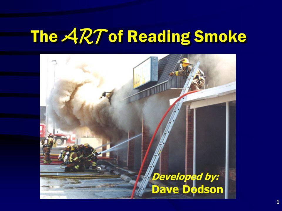 The ART of Reading Smoke
