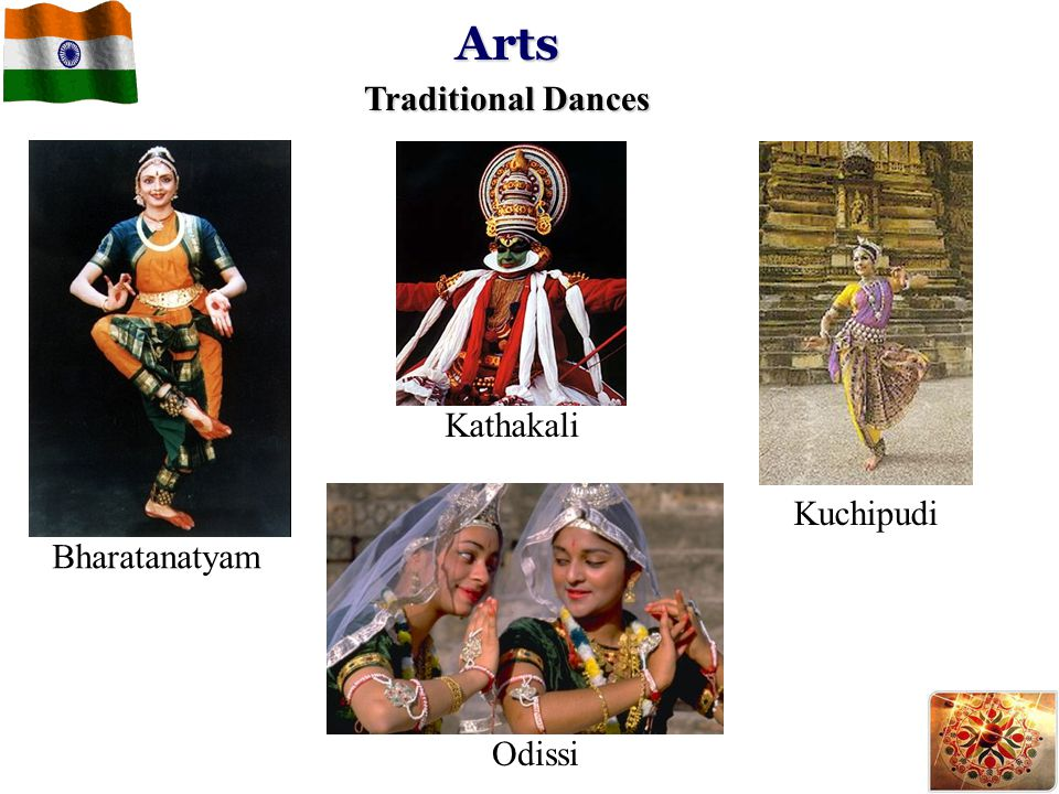Arts Traditional Dances Kathakali Kuchipudi Bharatanatyam Odissi