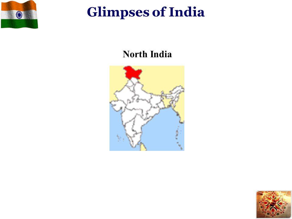 Glimpses of India North India
