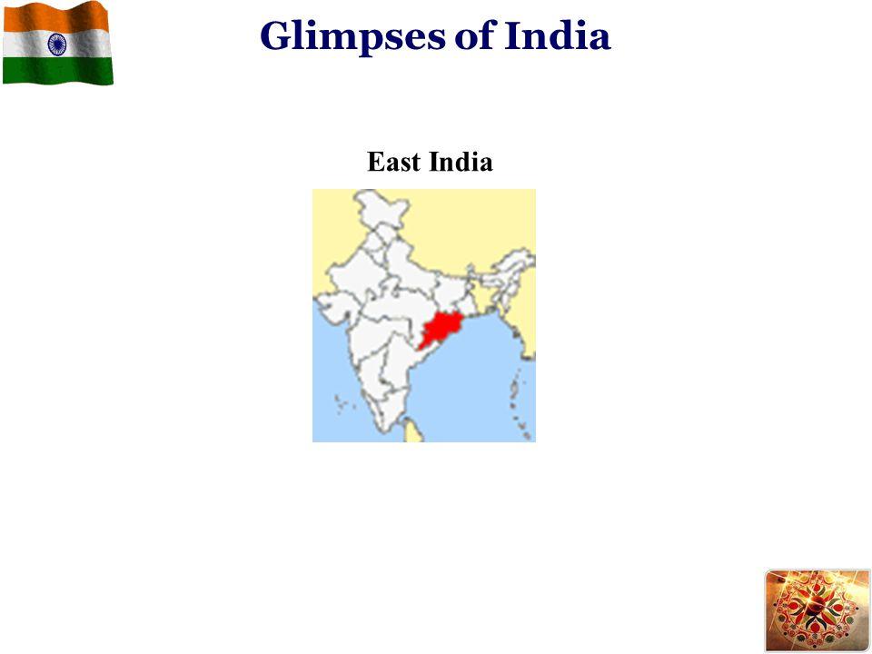 Glimpses of India East India