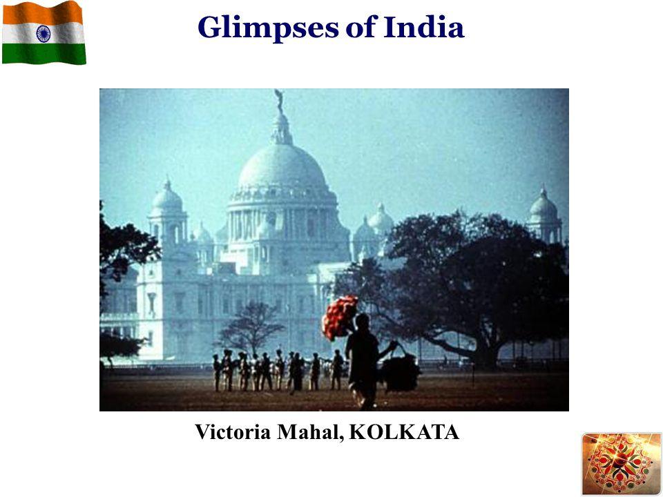 Glimpses of India Victoria Mahal, KOLKATA