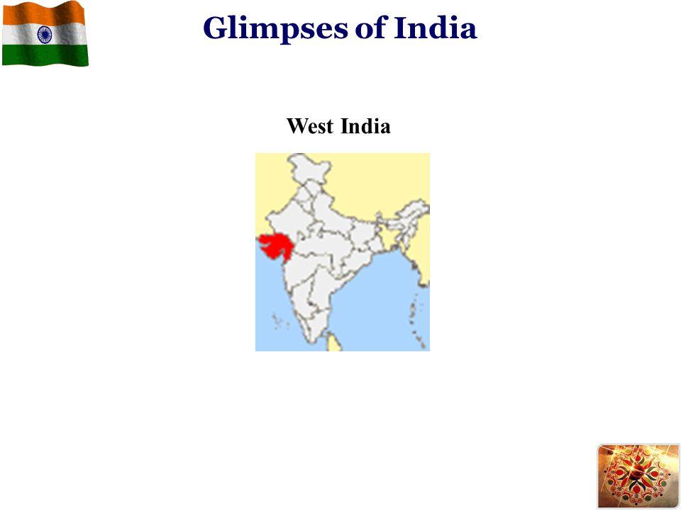 Glimpses of India West India