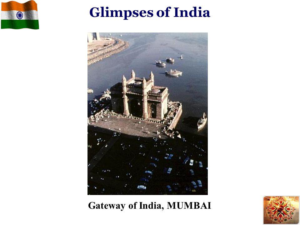Glimpses of India Gateway of India, MUMBAI