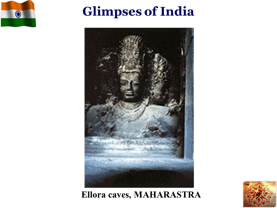 Glimpses of India Ellora caves, MAHARASTRA