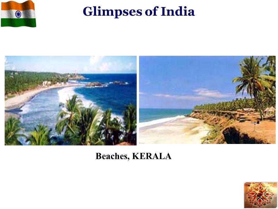 Glimpses of India Beaches, KERALA