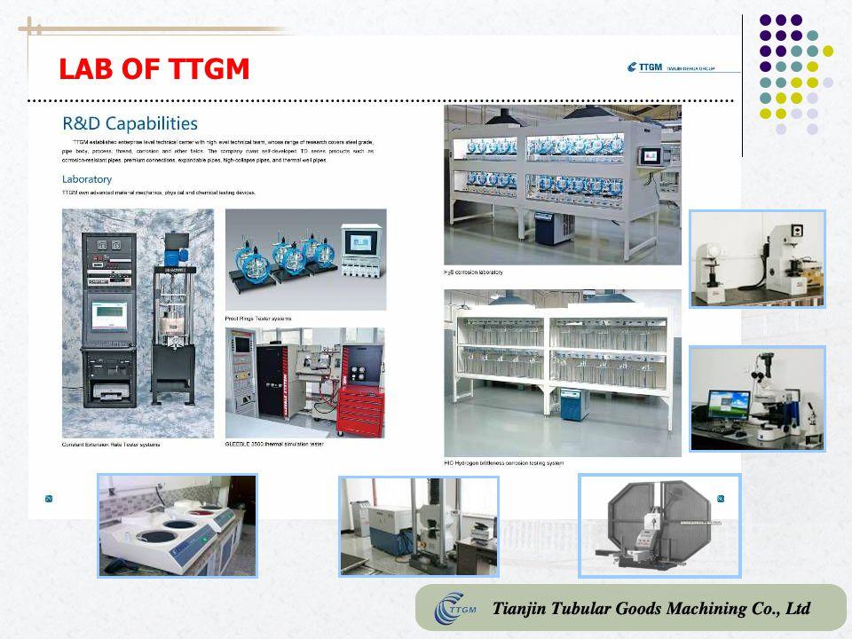 LAB OF TTGM
