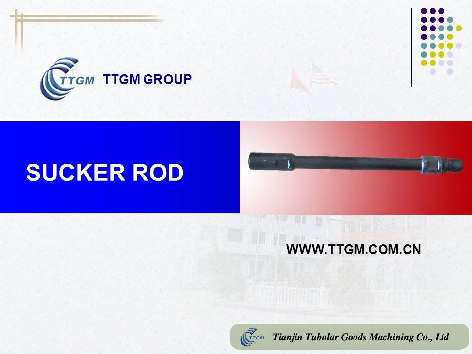 TTGM GROUP SUCKER ROD WWW.TTGM.COM.CN