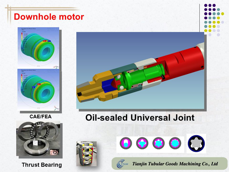 Oil-sealed Universal Joint