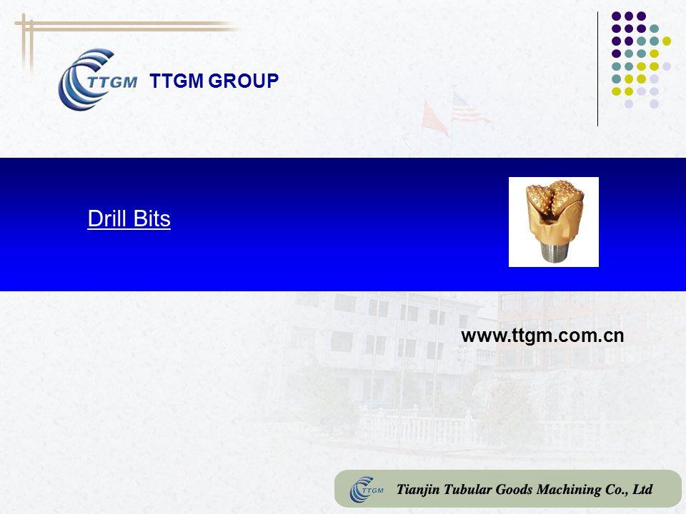 TTGM GROUP Drill Bits www.ttgm.com.cn