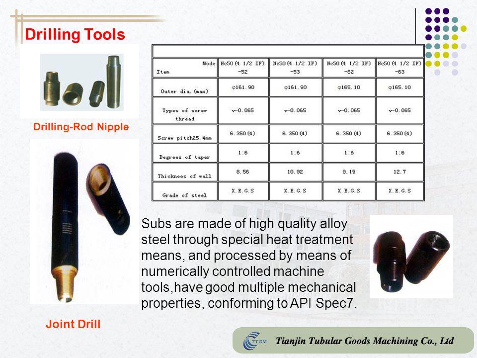 Drilling Tools Drilling-Rod Nipple.