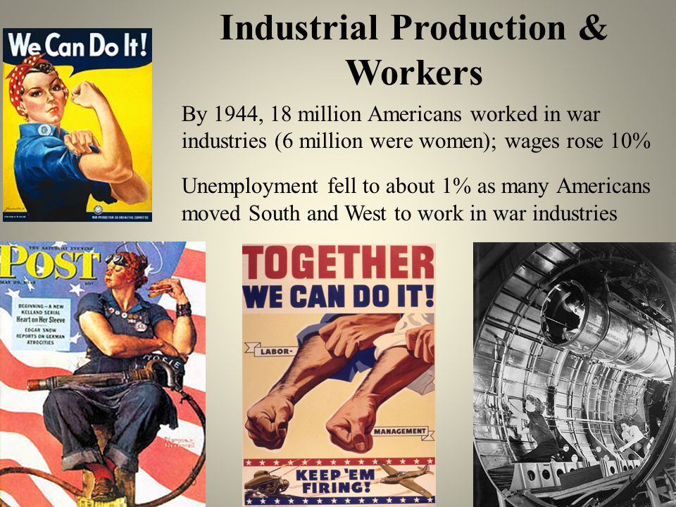 Industrial Production & Workers