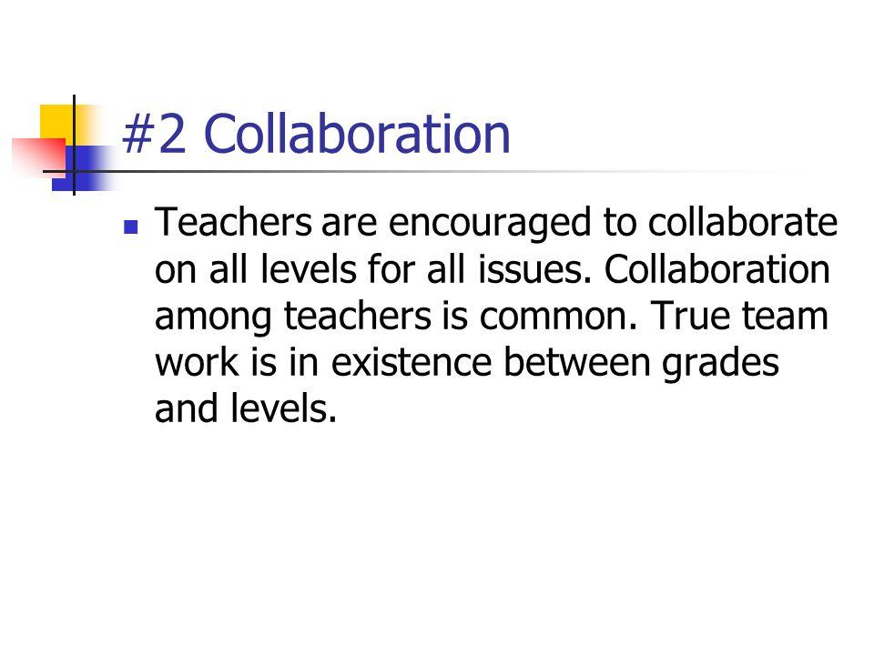 #2 Collaboration