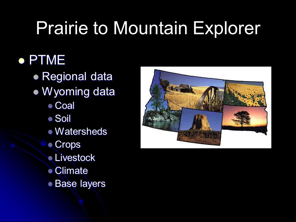 Prairie to Mountain Explorer