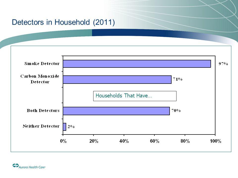 Detectors in Household (2011)