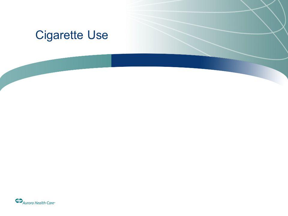 Cigarette Use