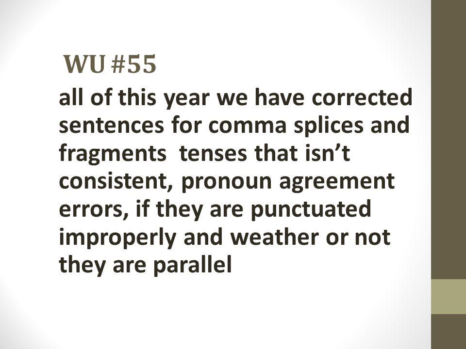 WU #55