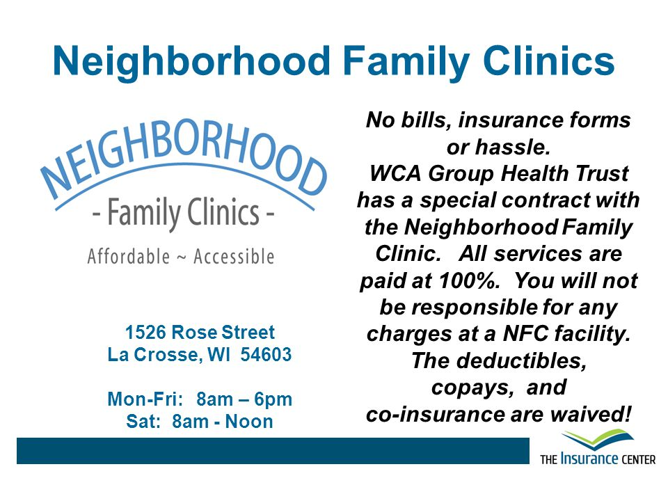 Neighborhood Family Clinics