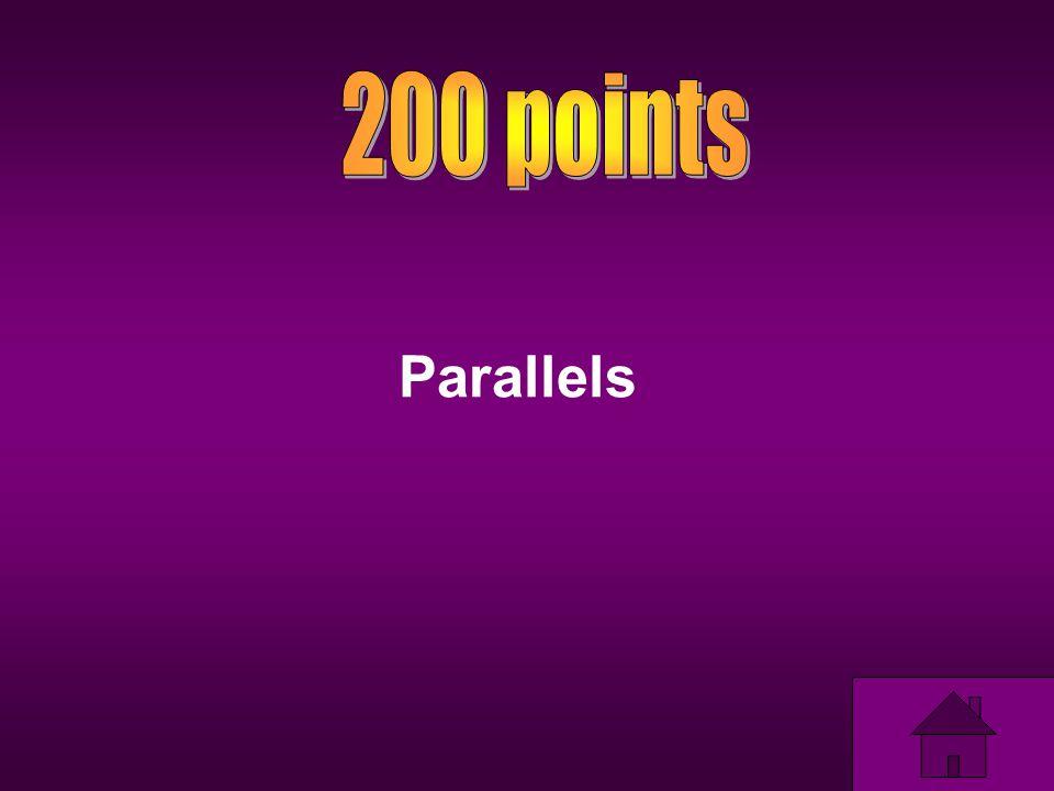200 points Parallels