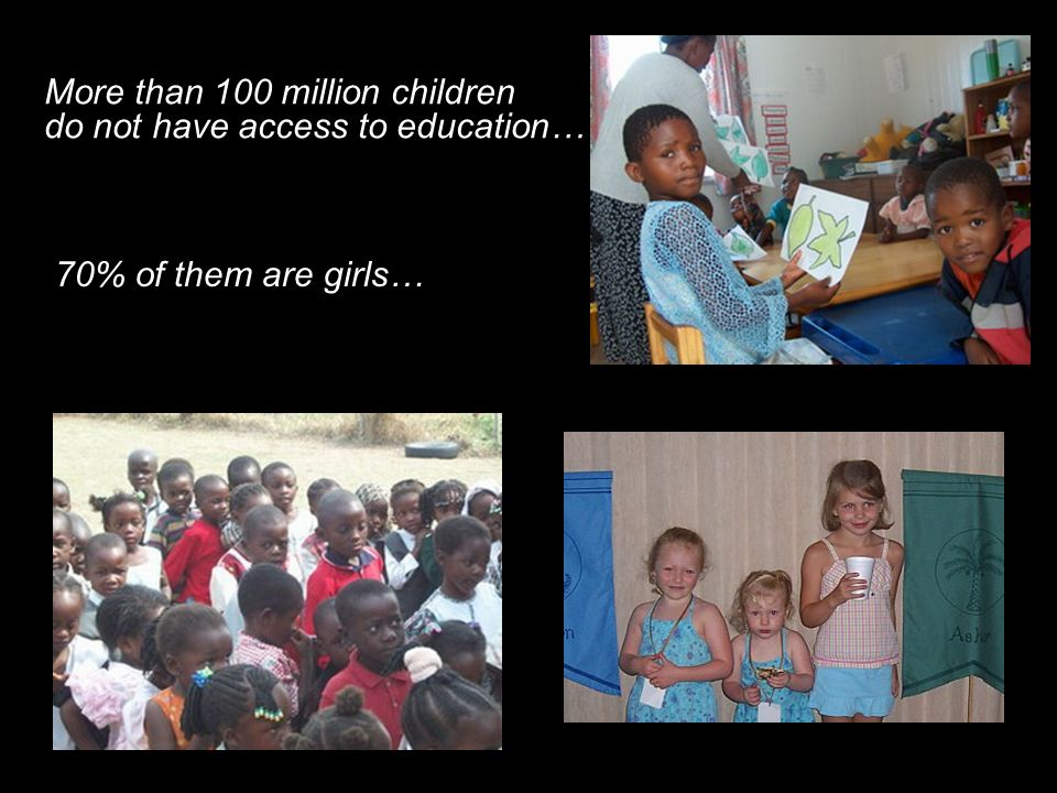 More than 100 million children