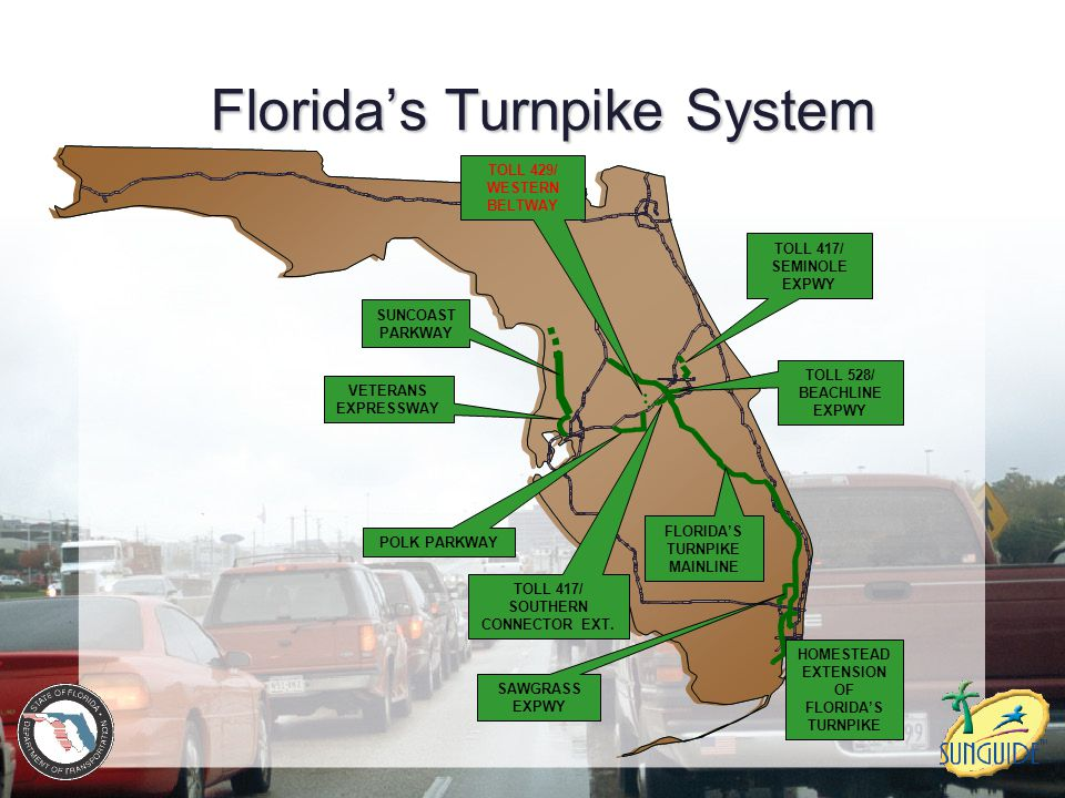 Florida's Turnpike System