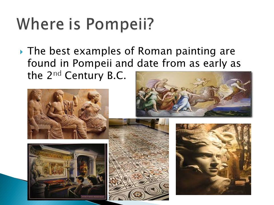 Where is Pompeii.