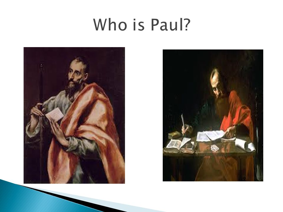 Who is Paul
