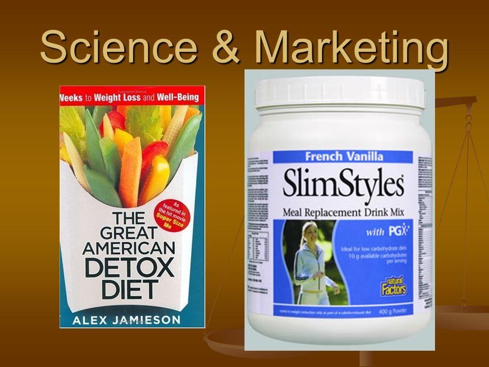 Science & Marketing