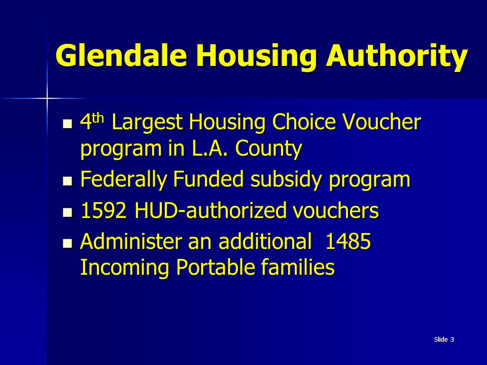 Glendale Housing Authority
