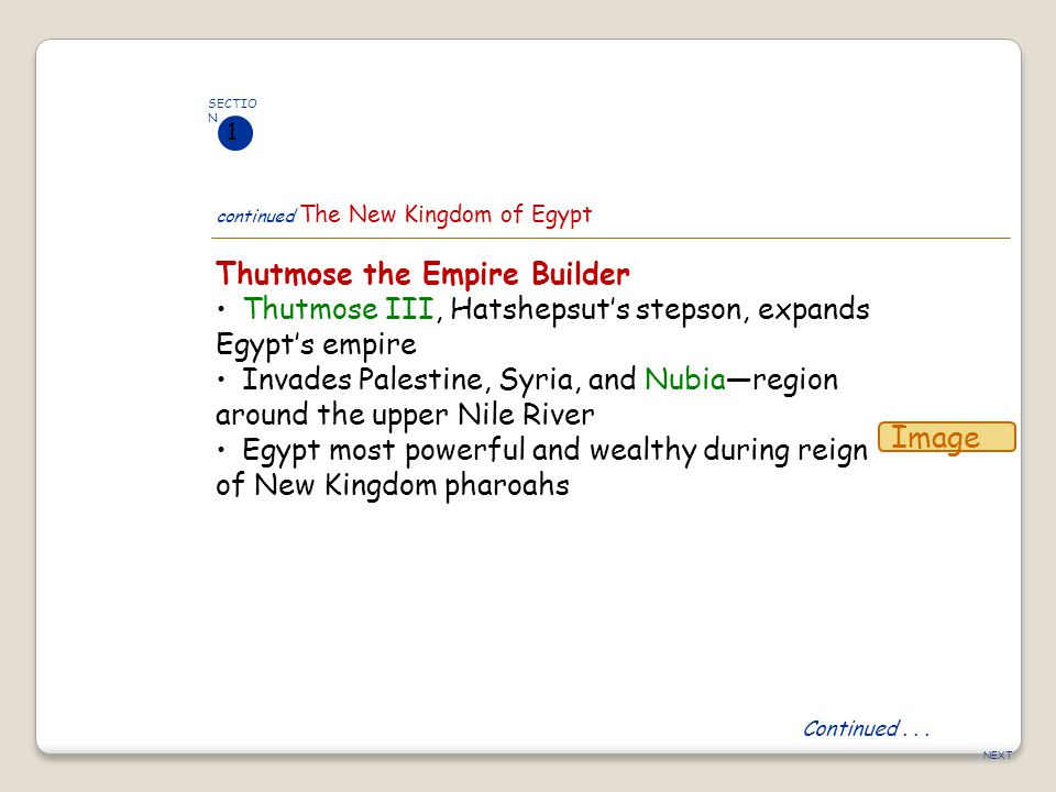 Image Thutmose the Empire Builder