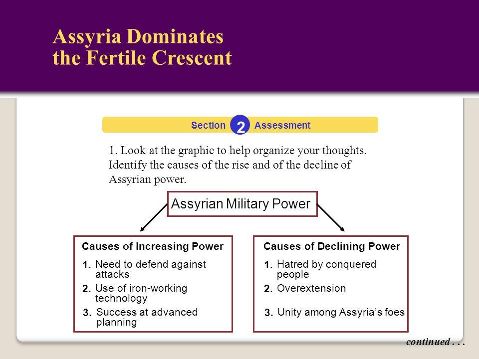 Causes of Increasing Power