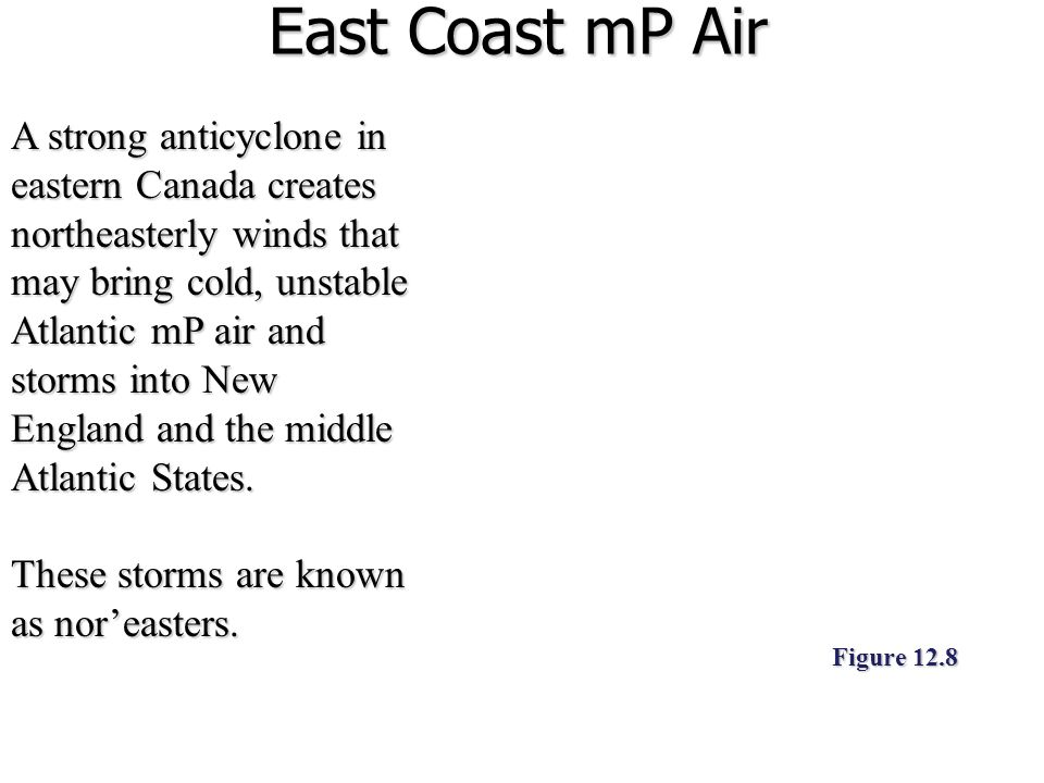 East Coast mP Air