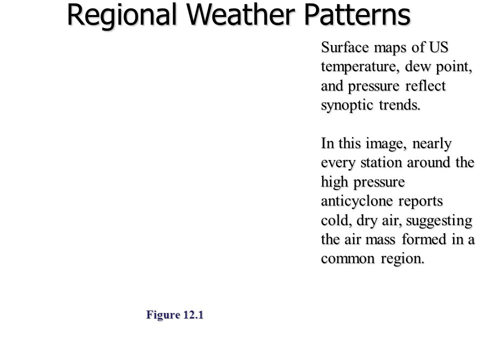 Regional Weather Patterns