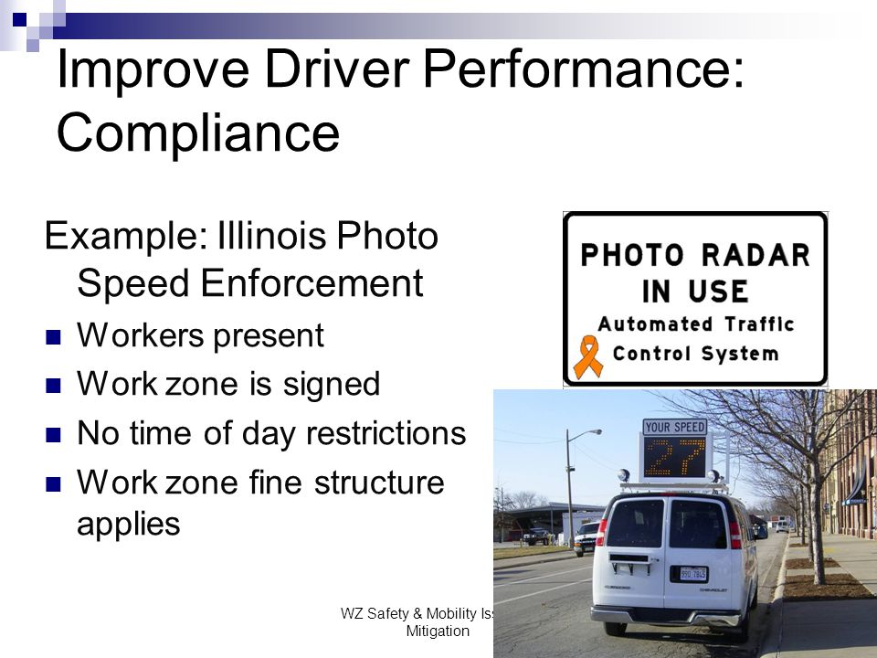 Improve Driver Performance: Compliance