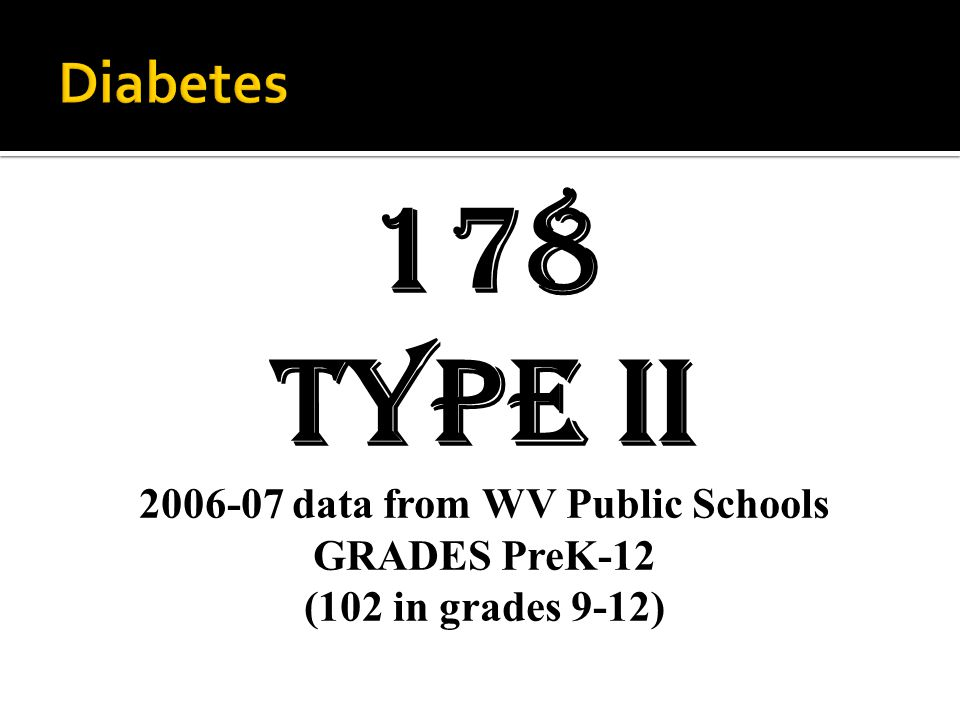 2006-07 data from WV Public Schools