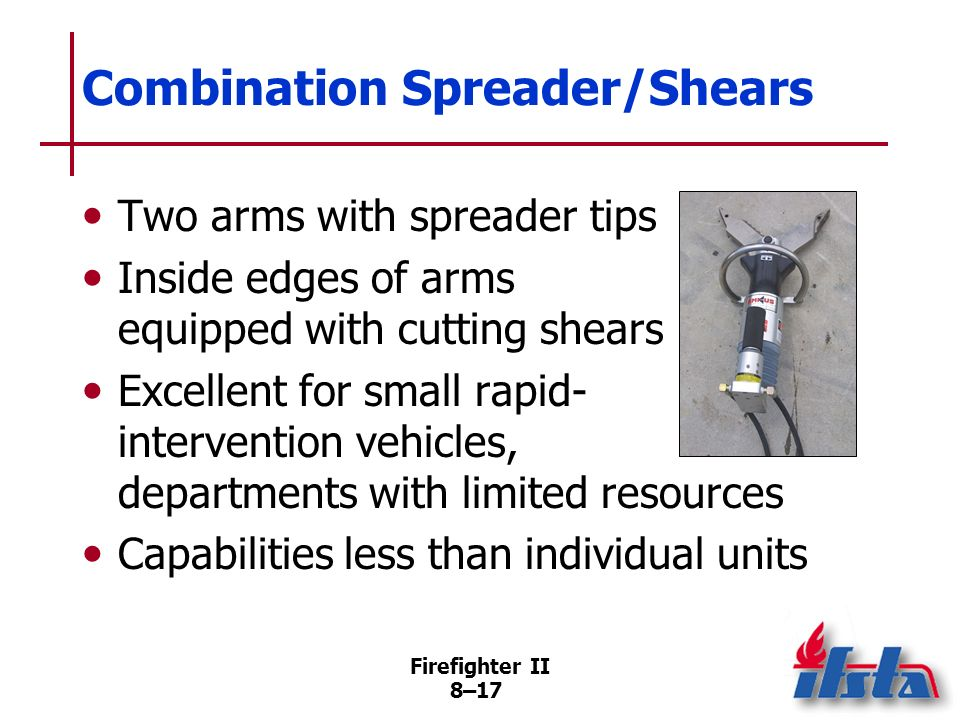 Combination Spreader/Shears