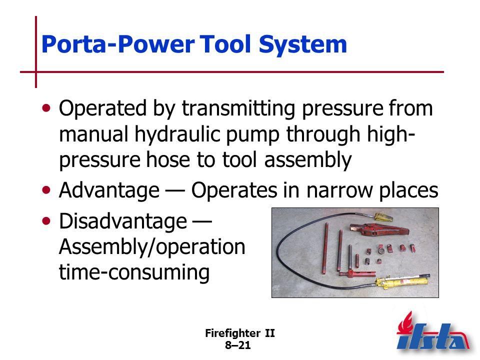 Porta-Power Tool System
