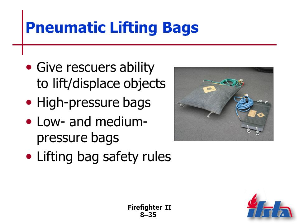Pneumatic Lifting Bags
