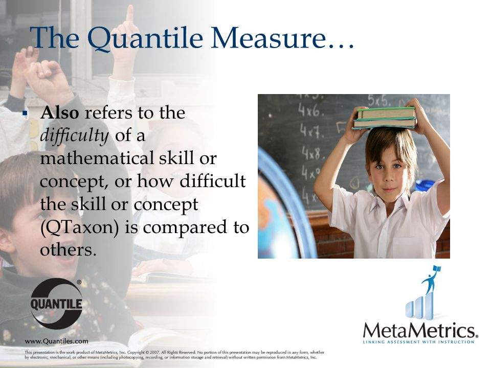 The Quantile Measure…